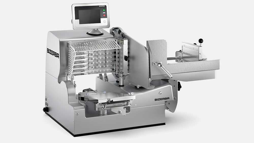 Automatische Vertikalschneidemaschine VSI