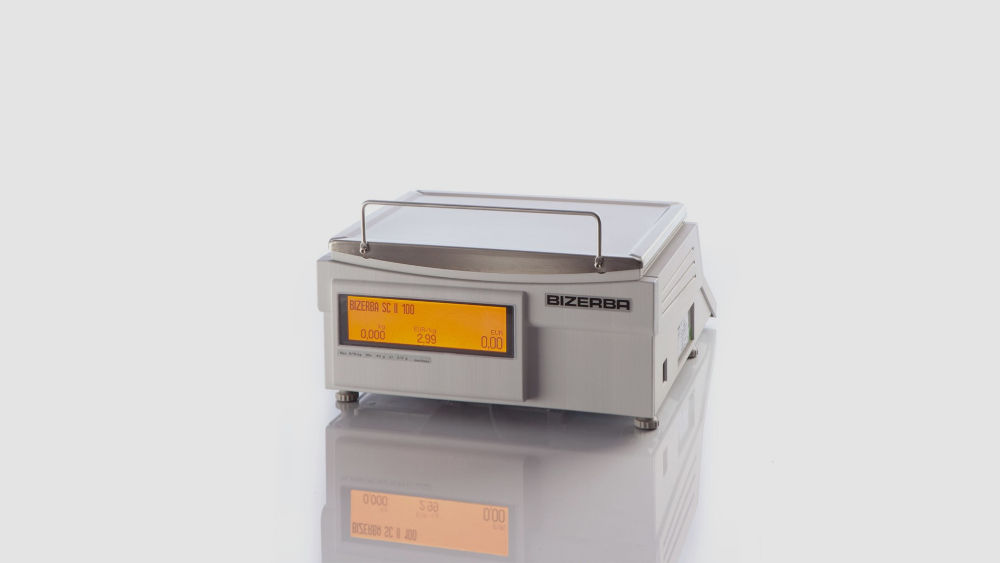 Basis-Waage SC II 100 E